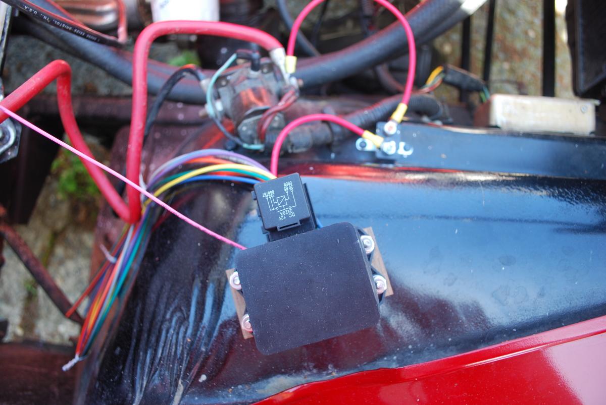 My Jeep CJ5 Page - Lighting Upgrade